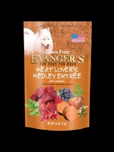 Evanger's Dog Meat Lovers Medley with Rabbit 4lb