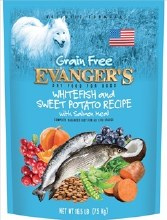 Evanger's Dog White Fish Sweet Potato 4lb