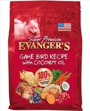 Evanger's Dog Gamebird Recipe 4.4lb