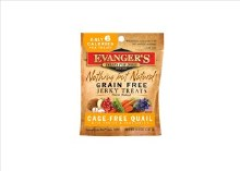 Evanger's Quail Jerky Treats 4.5oz