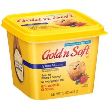 Gold n Soft Spread Orig 15oz