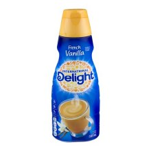 International Delight French Vanilla Creamer 32oz