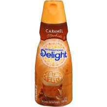 International Delight Caramel mochiato 16oz