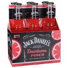 Jack Daniels Downhome Punch 6pk