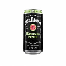 Jack Daniels Watermelon Punch 10oz Can