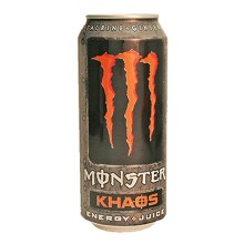 Monster Khaos 16oz