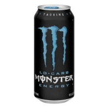 Monster Locarb 16oz