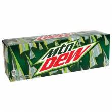 Mtn Dew 12pk