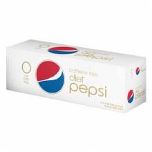 Diet Caffiene Free Pepsi 12pk