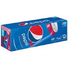 Pepsi Wild Cherry 12pk