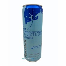 Red Bull Arctic Berry Winter Edition 12oz