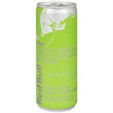 Red Bull Green 12oz LE