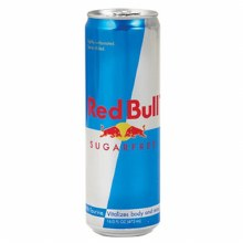 Red Bull Sugar Free 16oz