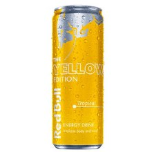 Red Bull Yellow 8.4oz