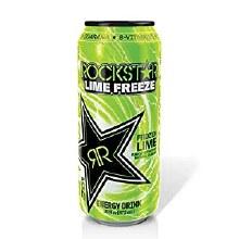 Rockstar Lime Freeze 16oz