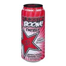 Rockstar Boom Whipped & Blended Strawberry 16oz