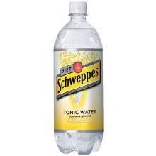 Schweppes Tonic Water 1liter