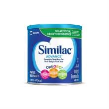 Similac Advance Complete Nut.