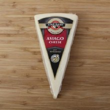 Star Dairy Asagio Cheese Wedge 8oz