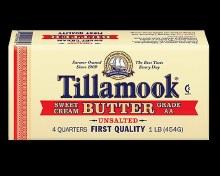 Tillamook Unsalted Butter