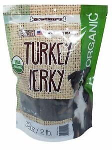 Chewmasters Turkey Jerky with Chicken Dog Treats 32oz