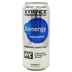 Xyience Frostberry Blast 16oz