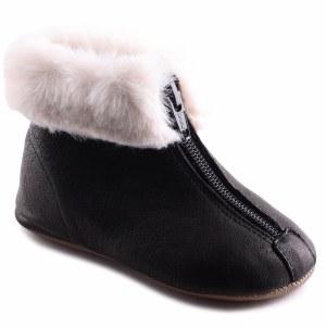225-Zip Black Fur 19