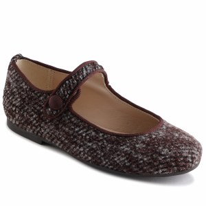 6315-21 Brown Wool 22