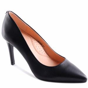 Alane-hi Black Leather 35