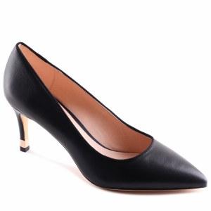 Calla-V Black Leather 5.5