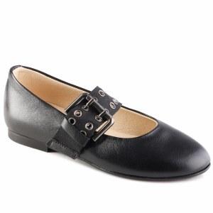 Cami Black Leather 26