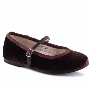 Chanel Brown Velvet 24