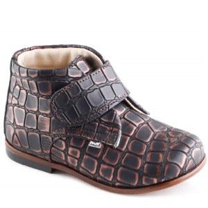 E1899 Brown Croc 19