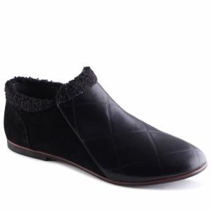 Huggy Black/Black 5.5