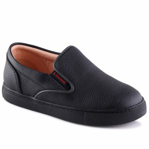 Must-21 Black Leather 26