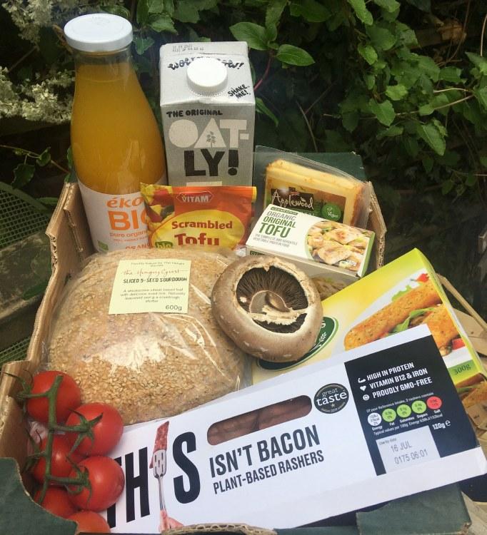 £20 Breakfast Box