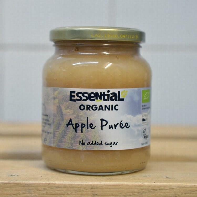 Organic Apple Puree