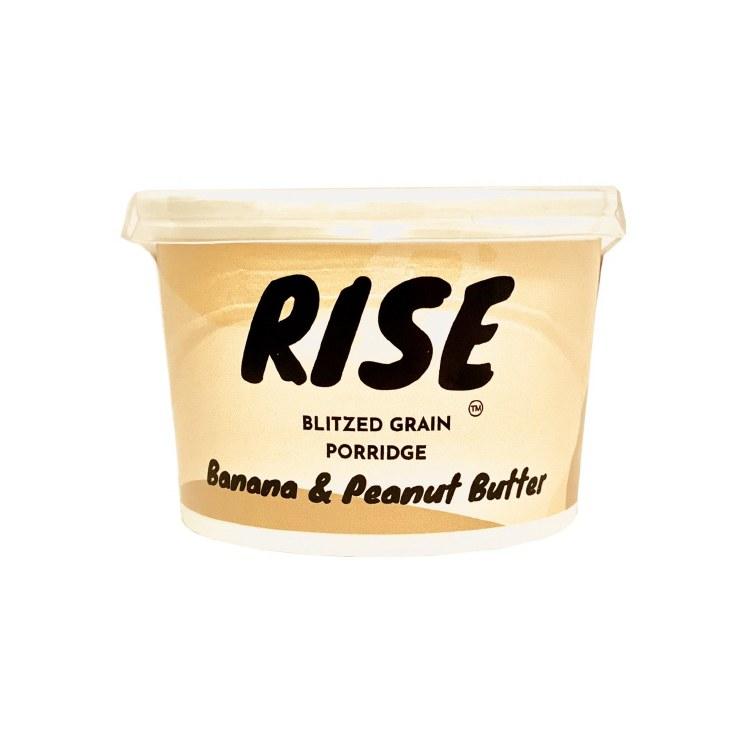 Blitzed Grain Porridge - Banana & Peanut Butter
