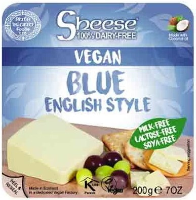 Blue English Style Block