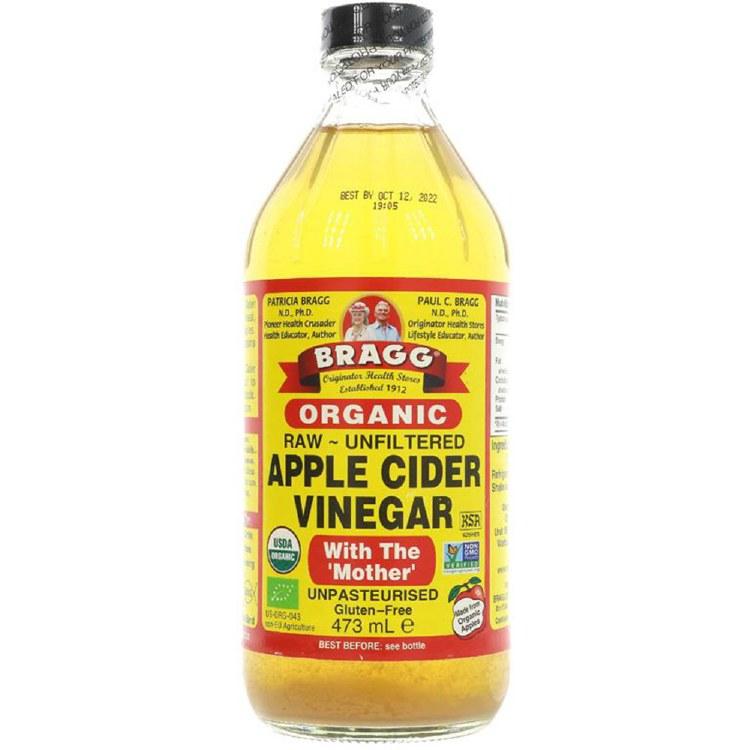 Organic Raw & Unfiltered Apple Cider Vinegar