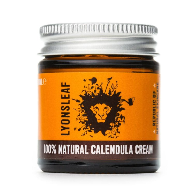 100% Natural Calendula Cream