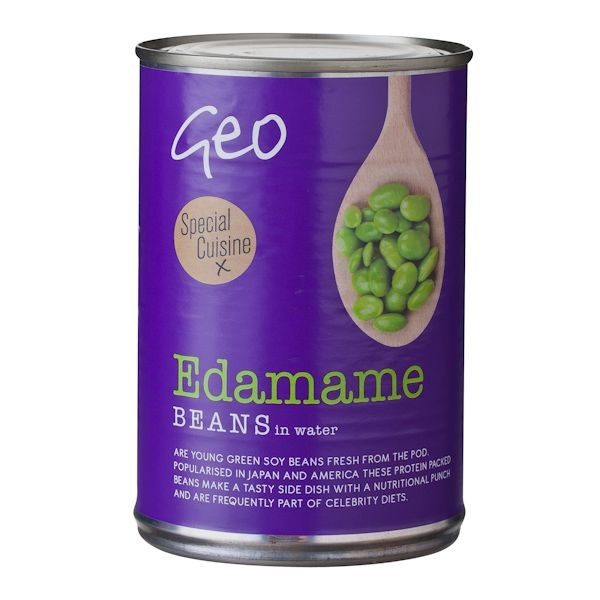 Edamame Beans in Water