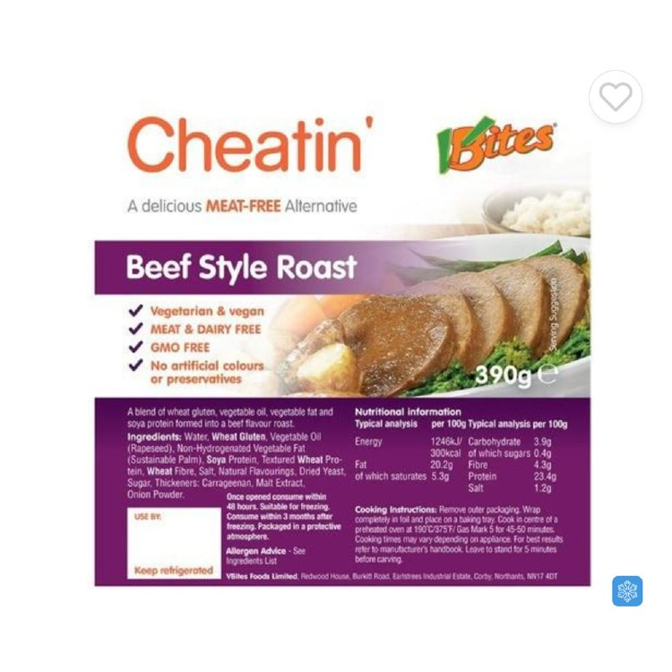 Beef Style Roast
