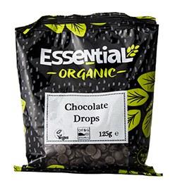 Organic Chocolate Drops