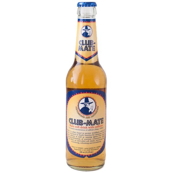 Club Mate - Mate Drink with Caffeine