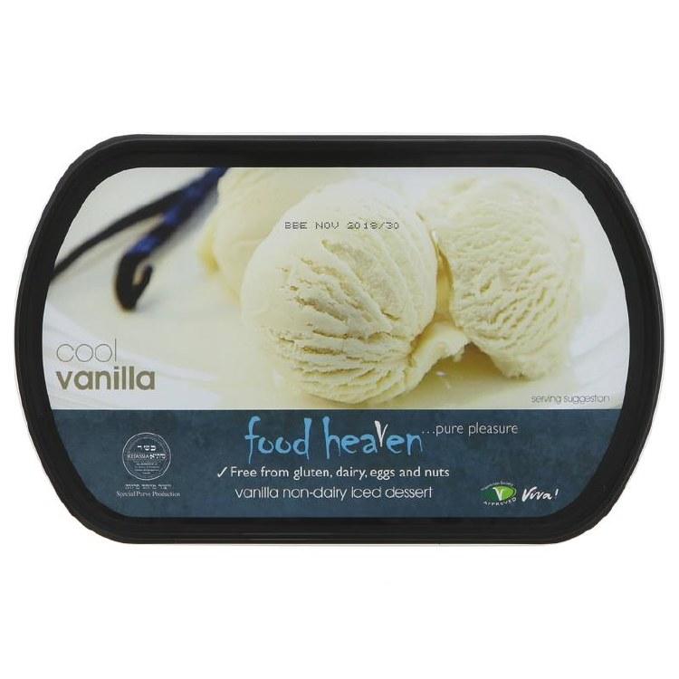 Non Dairy Frozen Dessert - Vanilla