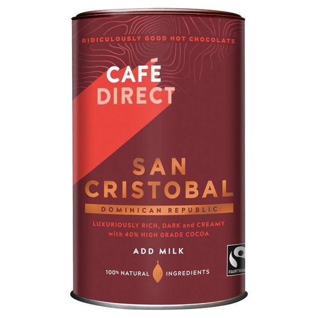 San Cristobal Drinking Chocolate