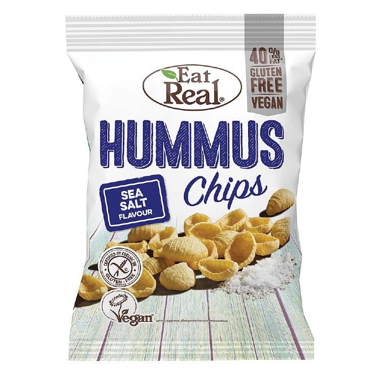 Hummus Chips - Sea Salt
