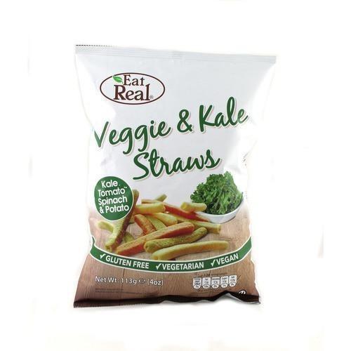 Veggie & Kale Straws