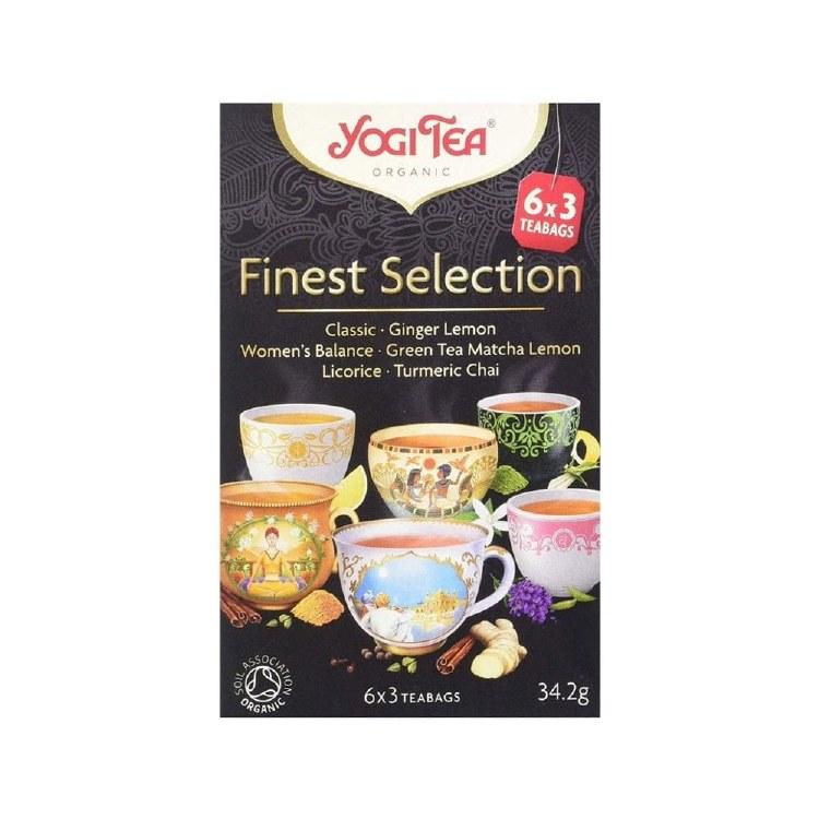 Organic Finest Selection Teas